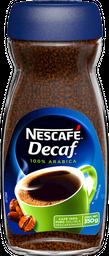 Café Soluble Nescafé Decaf Sin Cafeína 300 g