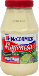 Mayonesa  Mc Cormick Con Limon 1.73 Kg