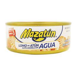 Atún Mazatún en Agua de 140 g x 10