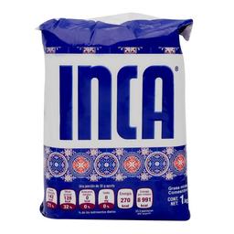 Manteca Vegetal de 1 Kg Inca 3 U