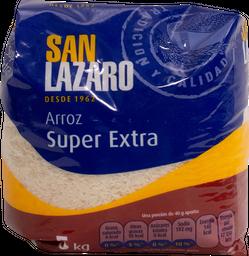 Arroz San Lazaro Super Extra 5 Kg