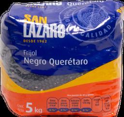 Frijol San Lázaro Negro Queretaro 5 Kg