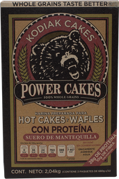 Harina Para Hot Cakes Kodiak Cake Con Proteína 2.04 Kg