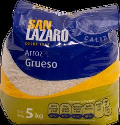 Arroz San Lazaro Grueso 5 Kg