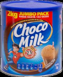Chocolate Chocomilk en Polvo 2 Kg