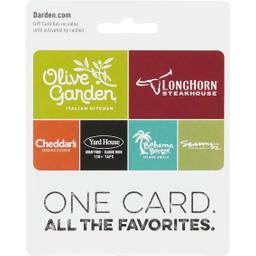Certificado De $1000 Restaurante Longhorn