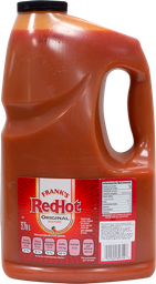 Salsa Frank's Red Hot Original 3.78 L