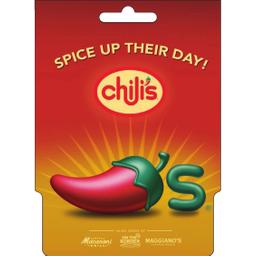 Certificado De $2000 Restaurante Chili S