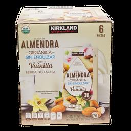 Bebida de Almendra  Kirkland Signature Vainilla 946 mL x 6