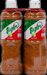 Salsa en Polvo Tajín 400 g 2 U