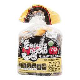 Pan de Caja Dave's Killer Bread 580 g X 2
