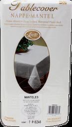 Mantel Linetté Tablecover 137.2 cm x 274.3 cm  7 U