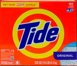 Detergente Tide Ultra Original 6.4 Kg