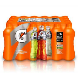 Bebida Para Deportistas de 600 mL Gatorade 24 U