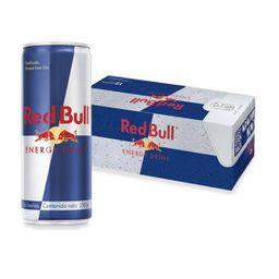 Bebida Energética Red Bull 250 mL x 12