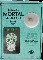 Mezcal 750 mL Mortal De Oaxaca