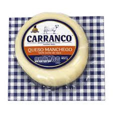 Queso Manchego Carranco 1 Kg