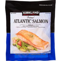 Salmón Kirkland del Atlántico 1.36 Kg