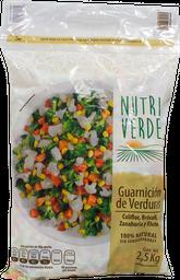Guarnición de Verduras Nutriverde 2.5 Kg