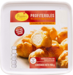 Profiteroles Poppies 900 g