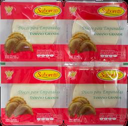 Disco Para Empanada Saboretti Grande 48 U