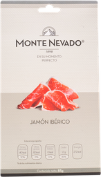 Jamon Iberico De Cebo 85 g Monte Nevado