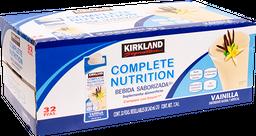 Suplemento Alimenticio Kirkland Signature Vainilla 242 mL x 32