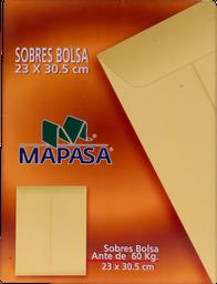 Sobre Mapasa Manila Tamaño Carta 200 U