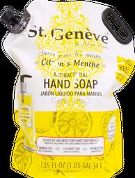 Jabón Liquido Para Manos St Genève 4 L