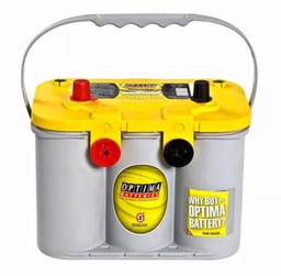 Bateria Para Auto 34/78 Optima Amarilla Optima Batteries