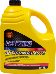 Anticongelante 7 Litros Freezing