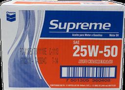 Aceite Ak 25W60 5 L Chevron Supreme