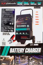 Cargador De Bater As 200A/40A/10A/2A Schumacher