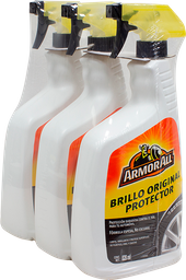 Abrillantador 3 U De 828 mL C/U Armor All