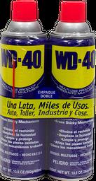 Aceite Multiusos WD-40 382 g x 2