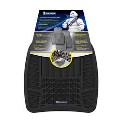 Tapete Para Coche Michelin Color Negro 4 U