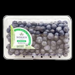 Arandanos Organicos Norris Farms Blueberries 510 g