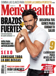 Revista  Men's Health 1 U