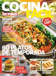 Revista  Cocina Fácil
