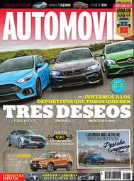 Revista  Automovil Panamericano