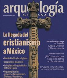 Revista  Arqueología Mexicana