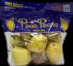 Peras Bartlett Pixie Pears 1.36 Kg