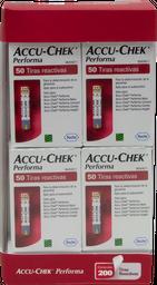 Accu-Check Performa 200 Tiras