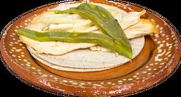 Tacos de Pechuga Asada