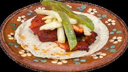 Tacos de Carne Enchilada