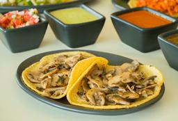Tacos de Champiñones