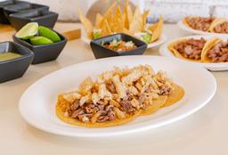 Tacos de Bistec Campechano