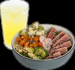 Bowl Omega 3 + Agua Del Día Gratis