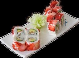 Sushi Strawberry Maki