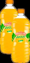 Combo 2 Bonafont Juizzy Naranja 1L